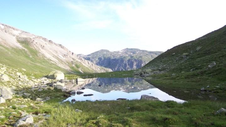 Piz Sesvenna (3205m), Muntpitschen (3162m)
