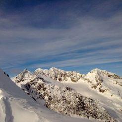 Aglsspitze, Feuersteine, Schneespitze