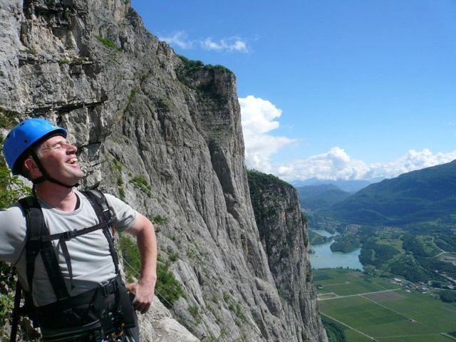 Klettersteig Che Guevara : Via ferrata che guevara reissaus