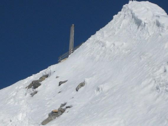 Der Gipfel kommt immer näher
