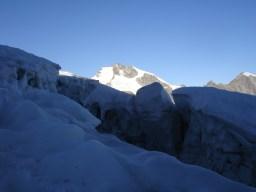 Am Pers-Gletscher