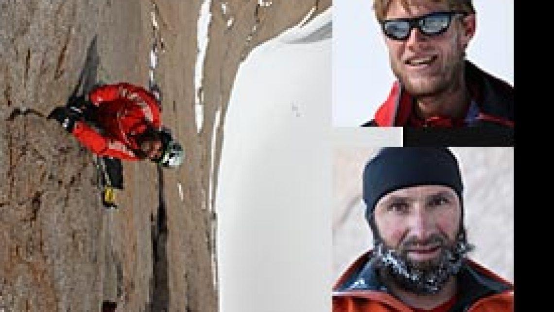 Huaber Buam – Antarktis Expedition