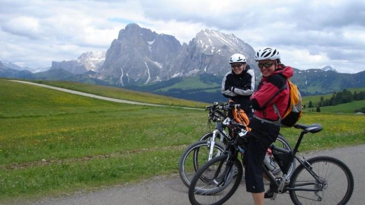 Mountainbike Ritten – Seiseralm