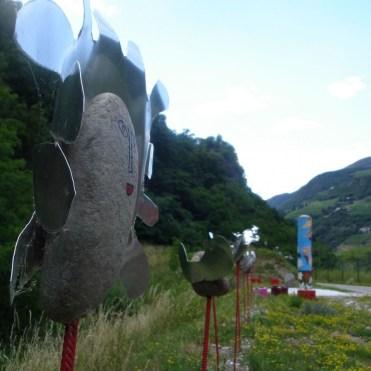 Kunst am Eisacktaler Radweg