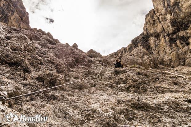 Klettersteigset Ultraleicht : Klettersteigset für den traumpfad münchen venedig nötig bergreif