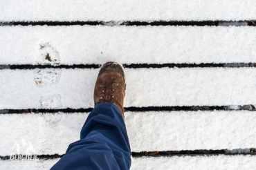 Wandern im Winter Wanderschuhe