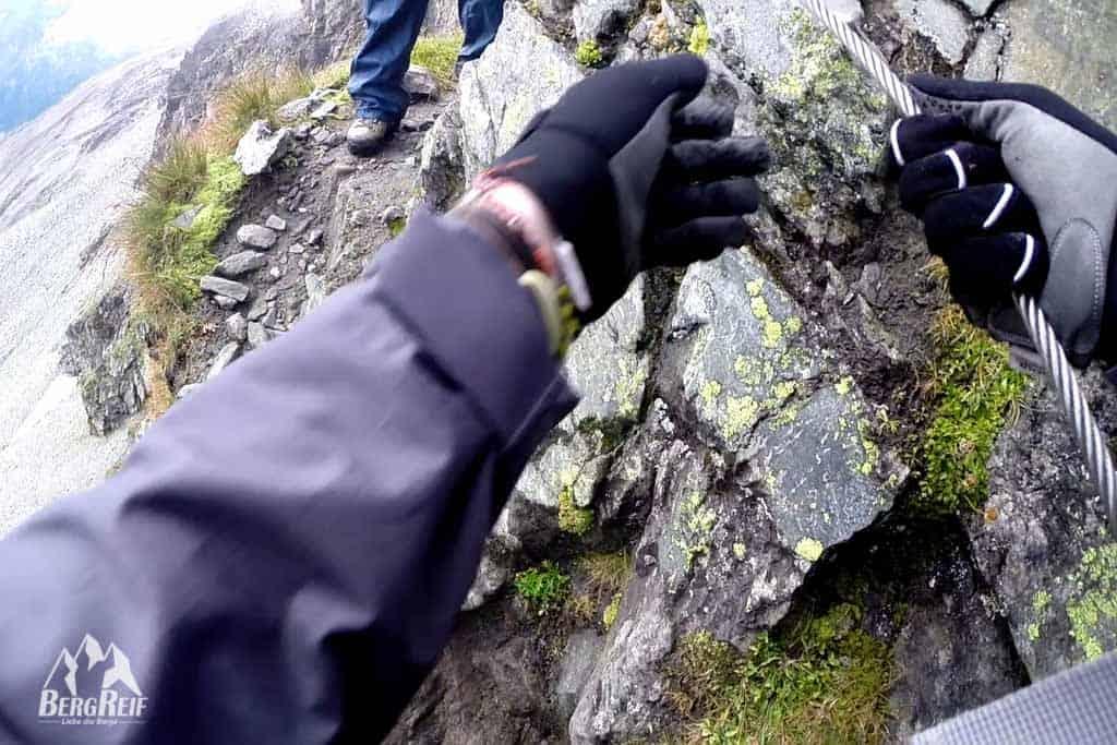 Klettersteigset Notwendig : Klettersteigset für den traumpfad münchen venedig nötig? bergreif
