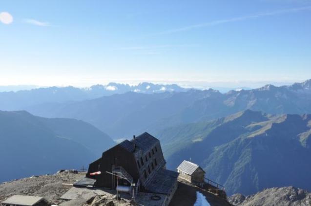 Alpenhütten Rifugio Vioz