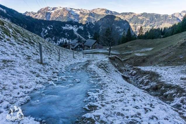 Packliste Winter Wandern Bekleidung