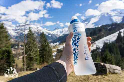Wasserfilter Flasche Katadyn BeFree