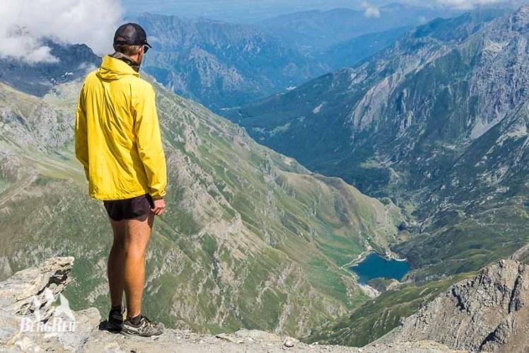 Wandern mit Trail Running Schuhen