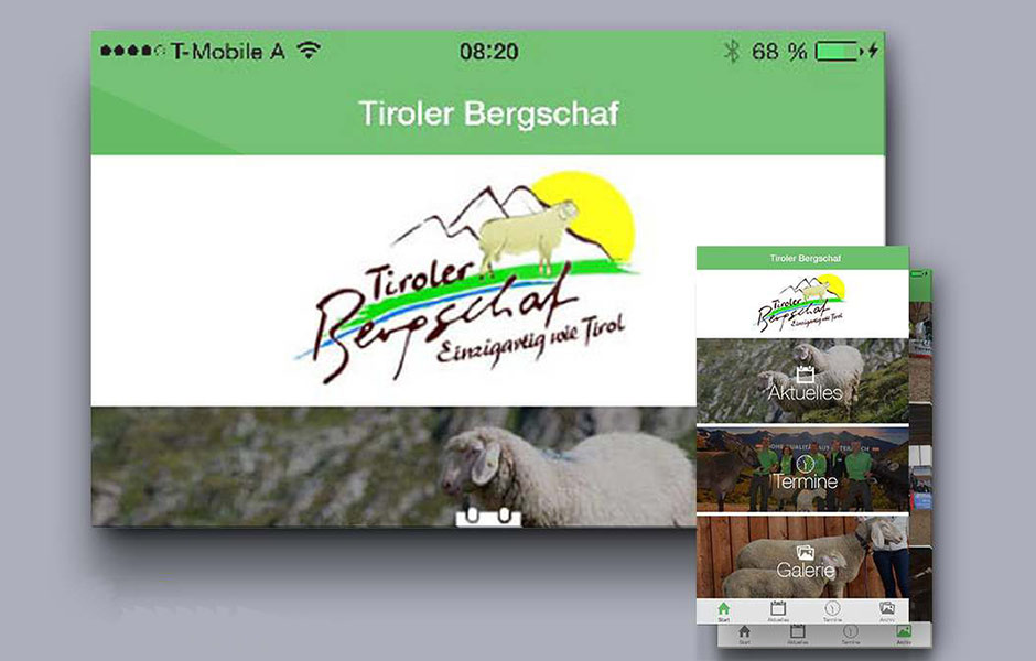 tiroler bergschaf app