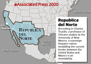 From an Associated press article about UNM prof Xaramillo