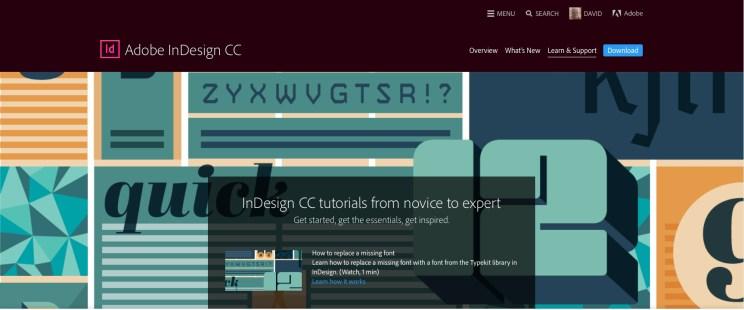 InDesign CC (2015)