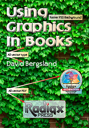 using graphics in books info and tips david bergsland
