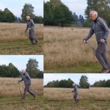 Laufen mit Stöcken: Nordic Jogging