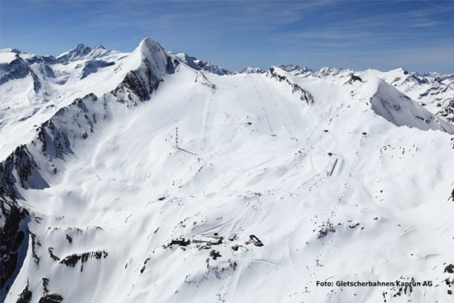 Fotos: Bergbahnen Kaprun AG