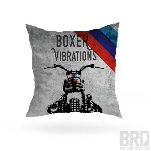 Cuscino Boxer Vibrations