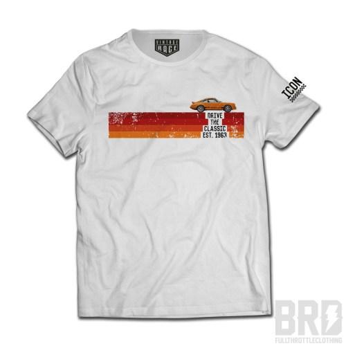 T-shirt Drive the Classic Est. 1963