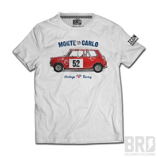 T-shirt Montecarlo Mini
