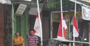 Himbauan Masyarakat Untuk Memperingati Pengibaran Bendera Merah Putih Pada  Tanggal 1 Oktober