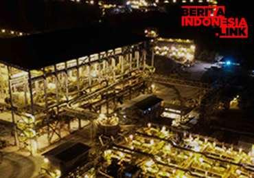 Bangun Smelter, Amman Mineral Minta Pemerintah Beri Insentif Pajak