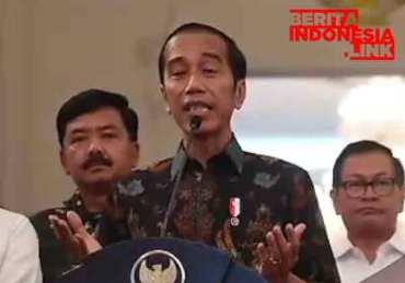 Jokowi : Tidak Ada Toleransi bagi Penggangu Proses Demokrasi