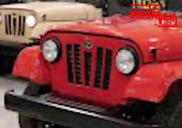 SUV Mahindra mirip Jeep tidak boleh dijual