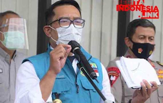 Ridwan Kamil Tutup Jabar Buat Pemudik