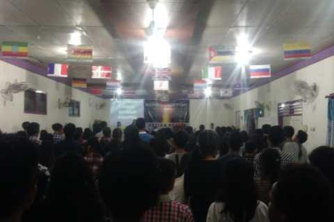 Revival Meeting : Memanggil para Revivalis Muda untuk Berdiri Bagi Bangsa Ini
