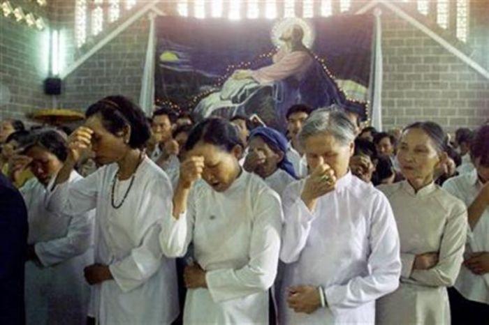 Umat Kristen di Vietnam sedang Menghadapi Penganiyaan yang Hebat dari Rezim