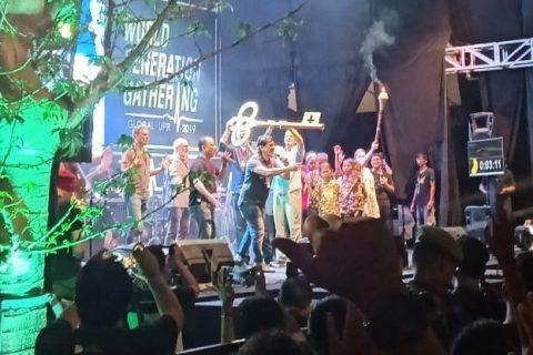 World Generation Gathering : Api Kebangunan Rohani Indonesia akan Menjalar ke Bangsa-Bangsa