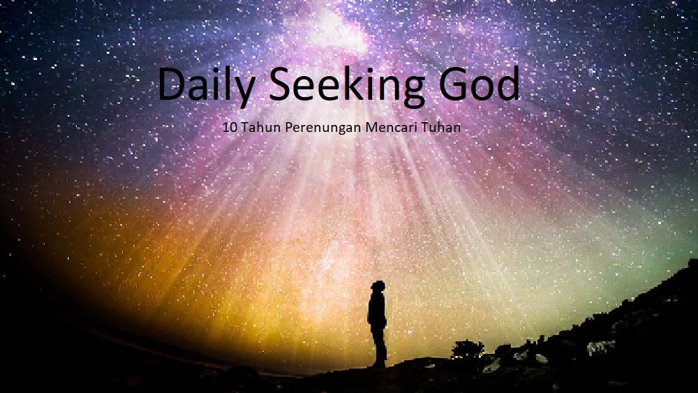 Daily Seeking God
