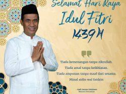 Ucapan Selamat Hari Raya Idul Fitri Dari Menteri Pertanian Andi