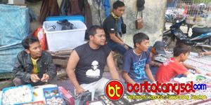 Bang Udin dan Karyawan