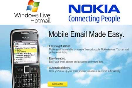 nokia-messaging-service