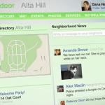 Nextdoor, Jejaring Sosial Khusus Satu Kampung
