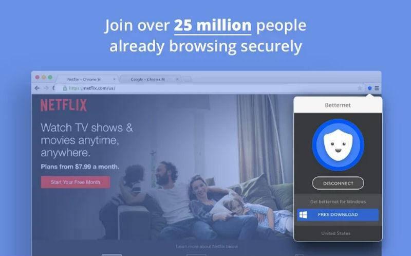 VPN betternet