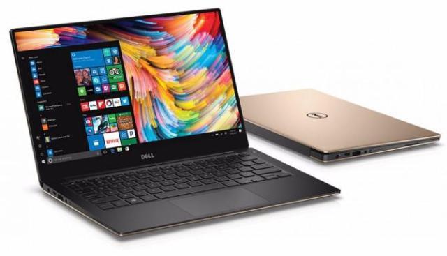 Masih galau menentukan pilihan laptop yang sesuai Dell XPS 13 Touch Rose Gold Edition, Ultrabook 13 Inci QHD+ Layar Sentuh InfinityEdge Pertama Di Dunia