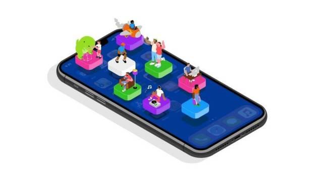 Ketika internet hadir pada perangkat mobile Limit Download iPhone Menggunakan Data Seluler Telah Ditingkat Menjadi 200MB