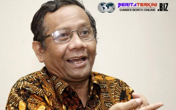 Mahfud : Putusan MK Medorong KPK Kempali Tetapkan Novanto Sebagai Tersangka