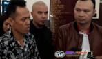 Dijemput Istri, Dhani Tinggalkan Polres Jaksel