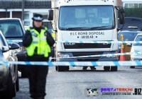 Polisi Inggris Telah Menangkap 4 Orang Yang Diduga Akan Lakukan Aksi Teroris