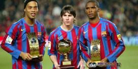 Ronaldinho Resmi Pensiun