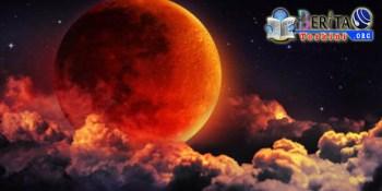 Terakhir Kali Muncul Tahun 1866, Fenomena Langka Gerhana Bulan Total Akan Berlangsung Kembali Hari Ini