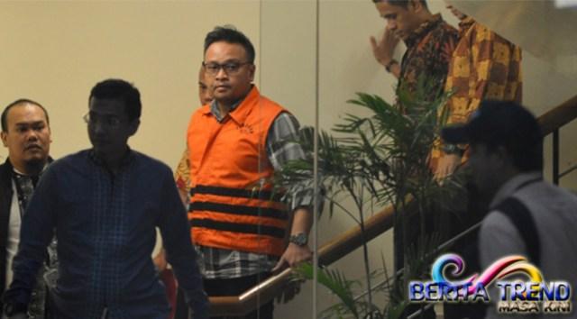Sebelum Ditahan, KPK Menanyakan Kepada Irvanto Mengenai Aliran Uang ke Novanto