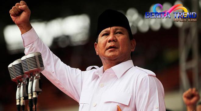 Prabowo, Tongkat Kepemimpinan Akan Beralih Ke Generasi Muda