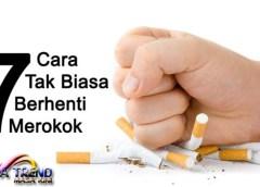 7 Cara Agar Bisa Berhenti Merokok