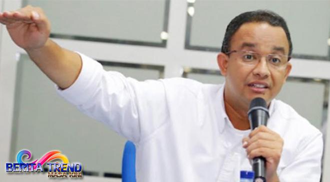 Setahun Memimpin di DKI, Anies Megatakan Tidak Pernah Dipuji Ketua DPR