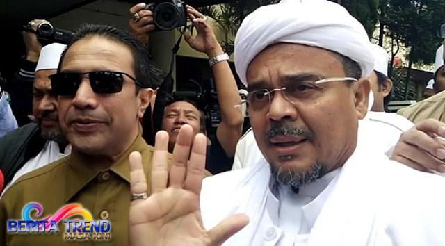 Polisi Memeriksa Habib Rizieq, Begini Peraturan Mengenai Bendera di Saudi
